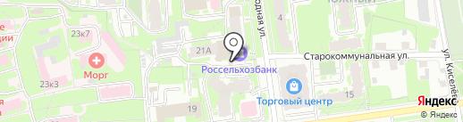 RK Service на карте Пскова
