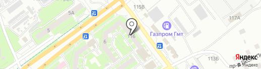 Хорошо на карте Пскова