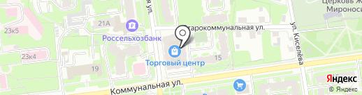 ProFix на карте Пскова