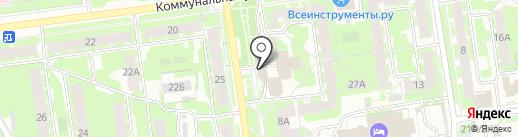 Добрые продукты в трёх шагах на карте Пскова