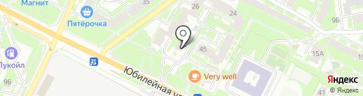 Only Me на карте Пскова