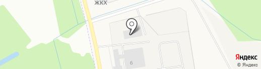 Агрорегион на карте Пскова