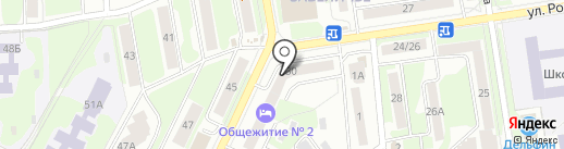 Вернисаж на карте Пскова