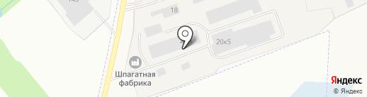 Новгород-ЧТЗ-Сервис на карте Пскова