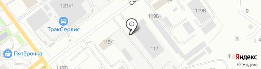 ТехноКомплекс на карте Пскова