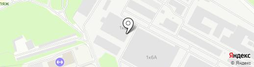 КБ МАГНЕТОН на карте Пскова