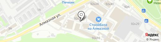 Мой Дом на карте Пскова