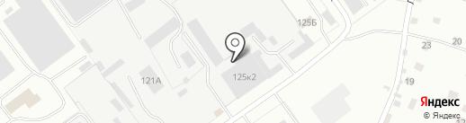 Кузов Маркет на карте Пскова
