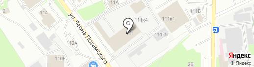 Инструмент-маркет на карте Пскова