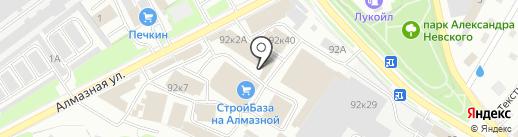 KERAMA MARAZZI на карте Пскова