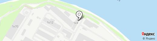 ПсковЛазер на карте Пскова