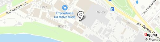 СтройНавигатор на карте Пскова