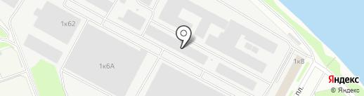 Венеция на карте Пскова