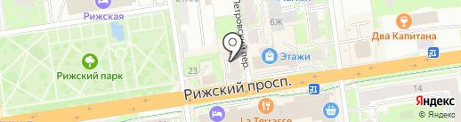 SuperКасса.Ru на карте Пскова