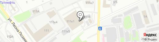 Компания по продаже смазочных материалов на карте Пскова