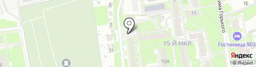 Beauty Boom на карте Пскова