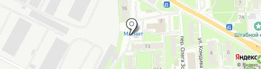 ВольтМастер на карте Пскова