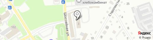 Auto Pilot на карте Пскова