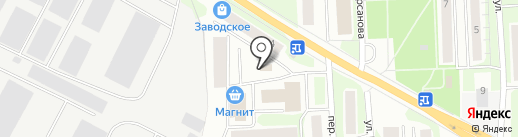 Компания по изготовлению бочек-саун на карте Пскова