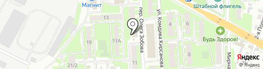Все и сразу на карте Пскова