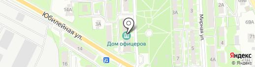 ULTIMATE на карте Пскова