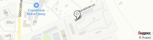 Теплозащита на карте Пскова
