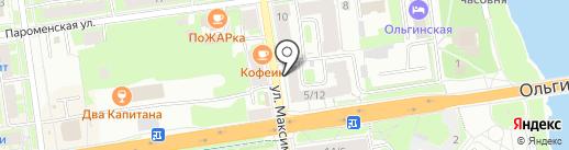 Спец-Авто на карте Пскова
