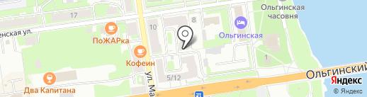 Direct Design на карте Пскова