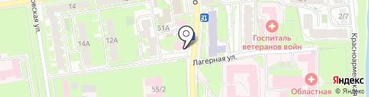 VITA на карте Пскова