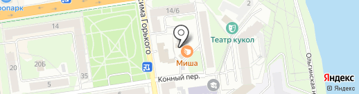 Окна Forte Псков на карте Пскова