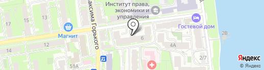 Центр аварийного ремонта стиральных машин на карте Пскова