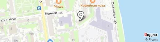 Аналитические системы маркетинга на карте Пскова