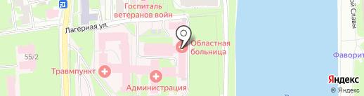 Банкомат, Балтийский банк, ПАО на карте Пскова