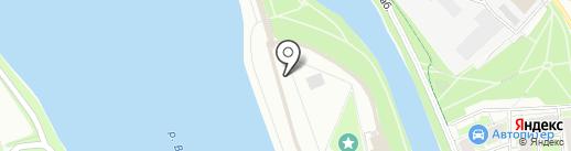 Лучно-арбалетный тир на карте Пскова