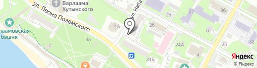 ART REFORMA на карте Пскова
