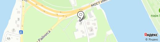 Drive market на карте Пскова