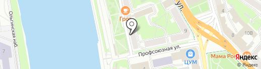 Автоматизированные системы на карте Пскова