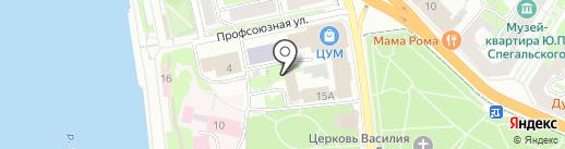 K-Pro на карте Пскова