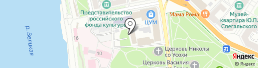 Autopodbor60 на карте Пскова