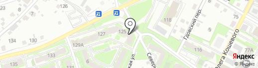 Фармация на карте Пскова