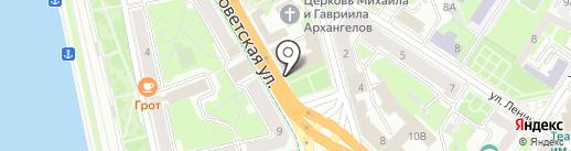 Dress Code на карте Пскова