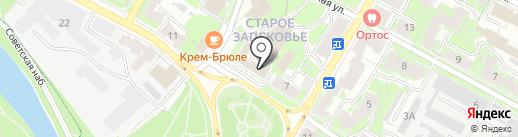 Сoffee Brabus на карте Пскова
