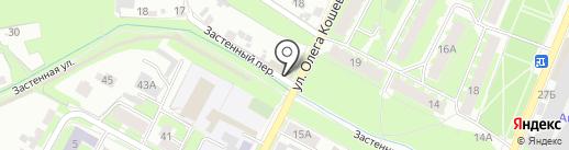 Drive Auto на карте Пскова