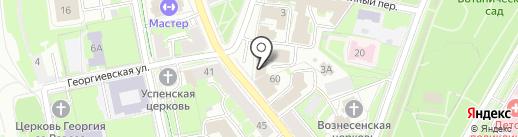 Only Podium Life на карте Пскова
