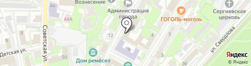 House of Beaute на карте Пскова