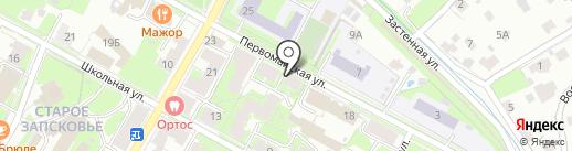 Battery 60 на карте Пскова