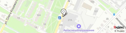 СтопКредит на карте Пскова