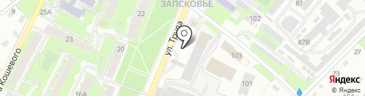 Мой-ка! на карте Пскова