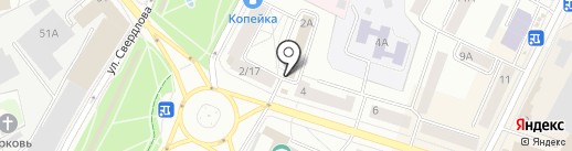 Проф Имидж на карте Пскова