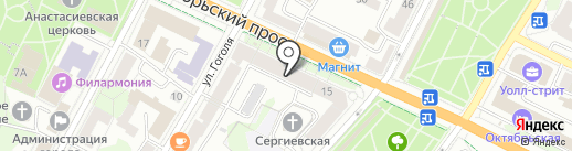 Groom Room на карте Пскова